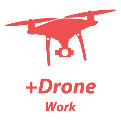 +Drone Work